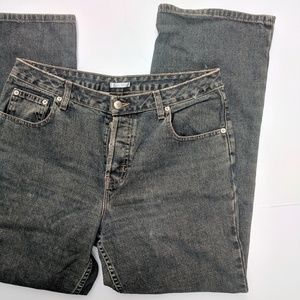 Halogen Jeans - Halogen Boot Cut Grunge Denim Jeans